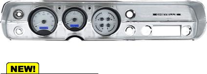 Dakota Digital 1964-1965 Chevy Chevelle/El Camino VHX Instruments