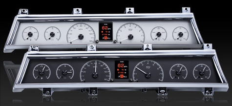 Dakota Digital 1966-1967 Chevy Chevelle/El Camino VHX Instruments