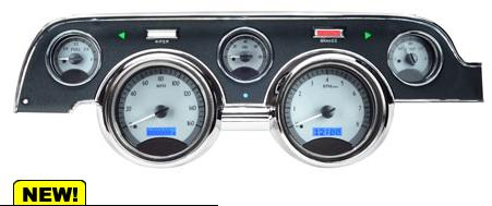 Dakota Digital 1967-1968 Ford Mustang VHX Instruments