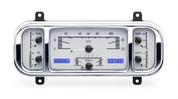 Dakota Digital 1937-1938 Chevy Car VHX Instruments