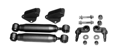 Pete and Jakes 1933-1934 FORD Front Shock Kit