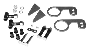 Pete and Jakes 1933-1934 FORD Adjustable  Rear Spring Hanger Kit