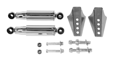 Pete and Jakes 1933-1934 FORD Rear Shock Kit