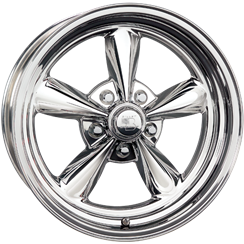 Billet Specialties Cruise Line Wheels - CL78 - Classic