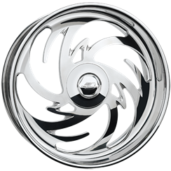 Billet Specialties GS Series Wheels - GS52