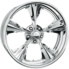Billet Specialty Wheels Profile Collection Stiletto