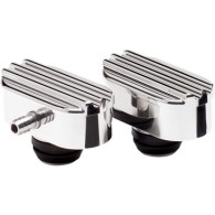 Billet Specialties Oval Ribbed Air Breather