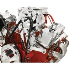 Billet Specialties SBC-SWP Top Mount Alternator Bracket