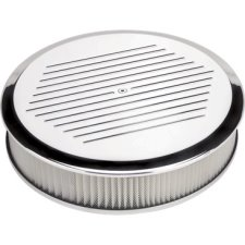 Billet Specialties Round Ball Milled Air Cleaner 14 Inch