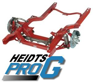 Heidts 1970-1981 Pro G Camaro-Firebird Front Subframe