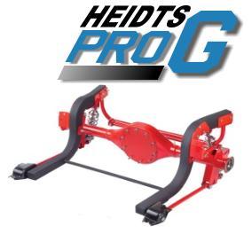 Heidts 1968-1972 Pro G Nova Rear 4 Link
