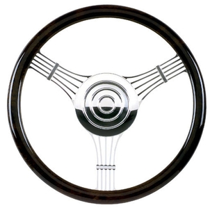 Billet Specialties Banjo Steering Wheel