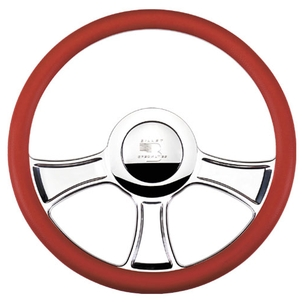 Billet Specialties Chicayne Steering Wheel