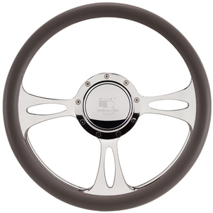 Billet Specialties Fast Lane Steering Wheel