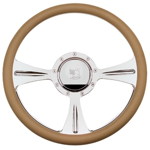 Billet Specialties GTX01 Steering Wheel