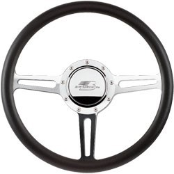 Billet Specialties Split Spoke Steering Wheel