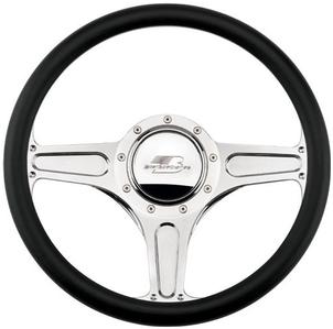 Billet Specialties Street Lite Steering Wheel