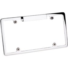 Billet Specialties Lighted Recessed License Plate Frame
