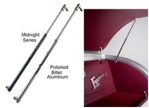 Lokar Adjustable-Level Self Locking Hood and Trunk Prop