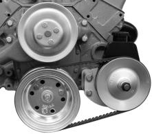 Alan Grove SBC SWP Power Steering Bracket