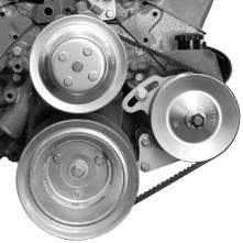 Alan Grove V-Belt SBC LWP Power Steering Bracket