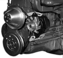 Alan Grove Chevy 235 Six Cylinder Alternator Bracket