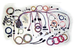 American Autowire 1960 - 1966 Chevrolet Truck Wiring Harness
