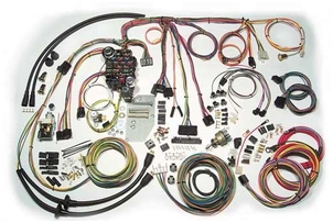 American Autowire 1955 - 1956 Chevrolet Car Wiring Harness