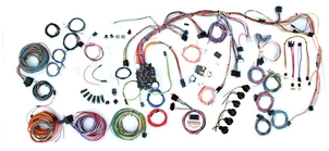 American Autowire 1968 Nova Wiring Harness