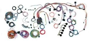 American Autowire 1969-1972 Nova Wiring Harness