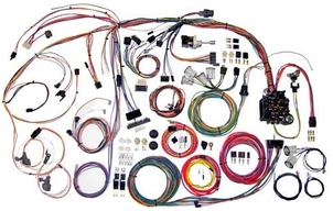 American Autowire 1970 - 1972 Chevelle Wiring Harness