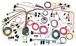 American Autowire 1967 - 1968 Camaro Wiring Harness