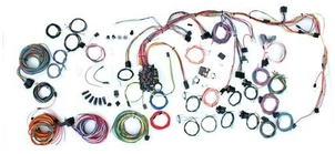 American Autowire 1969 Camaro Wiring Harness