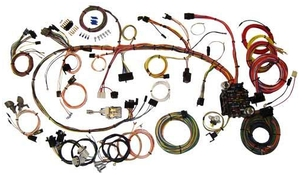 American Autowire 1970 - 1973 Camaro Wiring Harness