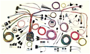 American Autowire 1967 - 1968 Firebird Wiring Harness