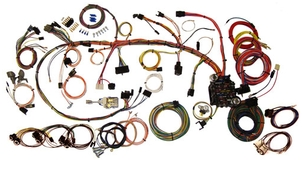 American Autowire 1970 - 1973 Firebird Wiring Harness