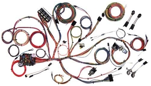 American Autowire 1964 - 1966 Mustang Wiring Harness