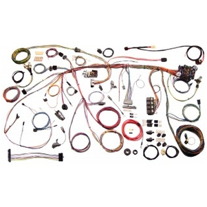American Autowire 1970 Mustang Wiring Harness