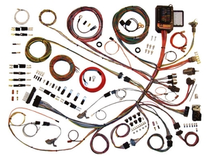 American Autowire 1961 - 1966 Ford F100 Wiring Harness