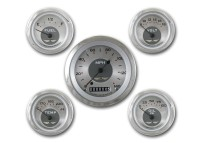 Classic Instruments All American Series 5 Gauge Speedo/Fuel/Oil/Temp/Volts Set