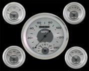 Classic Instruments All American Series 5 Gauge Speedtachular Set