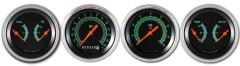 Classic Instruments G-Stock Series 4 Gauge Speedo/Tach/2 Duals Set