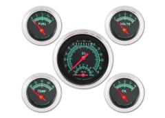Classic Instruments G-Stock Series 5 Gauge Speedtachular Set