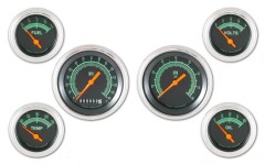 Classic Instruments G-Stock Series 6 Gauge Speedo/Tach Set