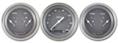 Classic Instruments SG Series 3 Gauge Speedo/2 Duals Set