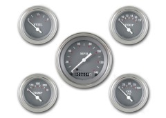 Classic Instruments SG Series 5 Gauge Speedo/Fuel/Oil/Temp/Volts Set