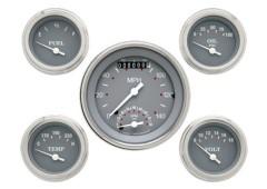 Classic Instruments SG Series 5 Gauge Speedtachular Set
