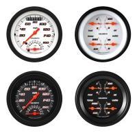 Classic Instruments Velocity Series 2 Gauge Speedtachular Set