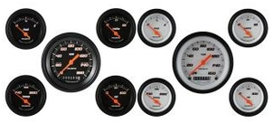 Classic Instruments Velocity Series 5 Gauge Speedo/Fuel/Oil/Temp/Volts Set