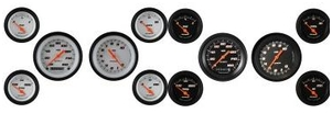 Classic Instruments Velocity Series 6 Gauge Speedo/Tach/Fuel/Oil/Temp/Volts Set